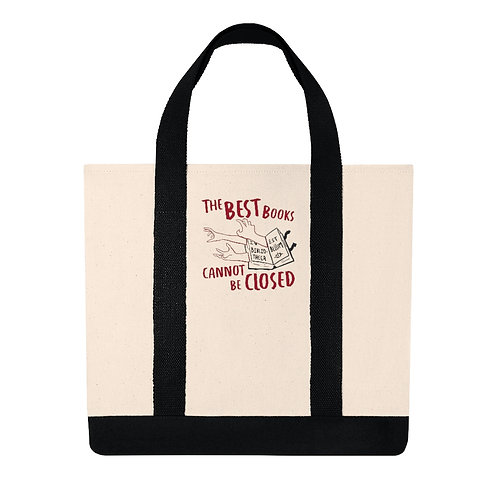'The Best Books' Tote