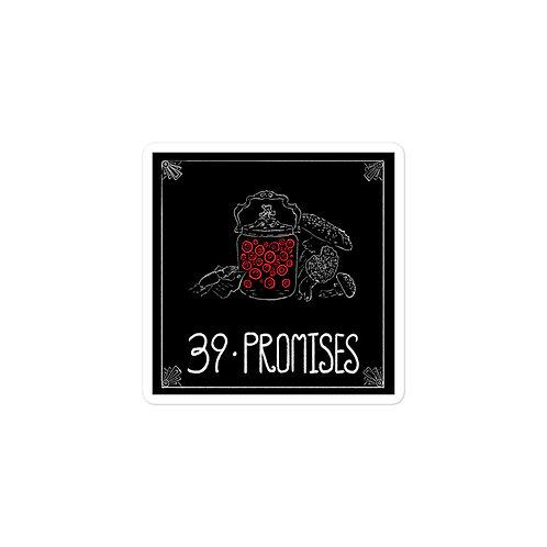Episode 39 - Promises - 3x3 Sticker