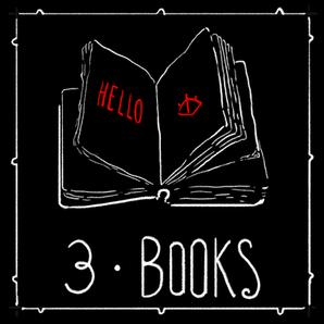 HFTH - Episode 3 - Books