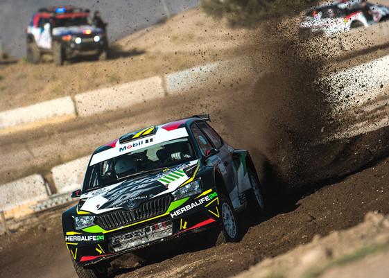 Nicolás Fuchs gana el Rally Mobil Chile en una brillante actuación del Castro Yangali Team