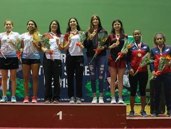 Gran fin de semana para el bádminton peruano con 14 medallas en torneos internacionales