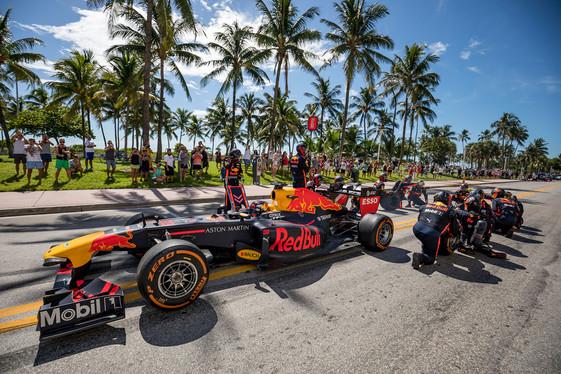La Fórmula 1 llegará a Miami en 2022