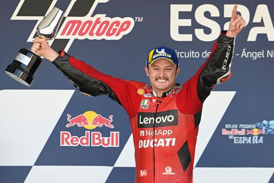 MotoGP: Jack Miller se lleva el Gran Premio de España