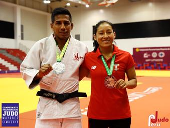Perú gana medalla de plata y bronce en el inicio del Panamericano
