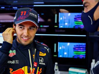 Checo Pérez espera hacer grandes cosas en la Fórmula 1