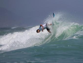 Muchas olas y gran nivel en el 3er día del Mundial de Surf en Punta Hermosa