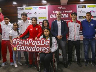 IPD presentó la carrera gratuita 'Deporte Perú 5K'