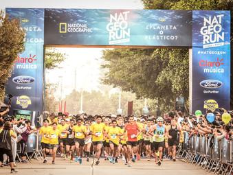 Carrera Nat Geo Run 5K & 10K fue un éxito