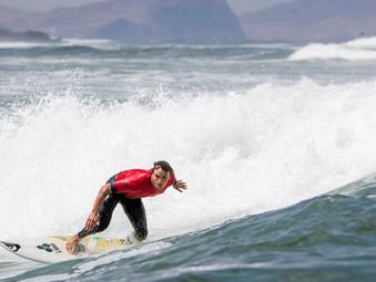 Excelentes condiciones en el 2do día del Mundial de Surf en Punta Hermosa