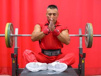 Detrás de la Medalla: Niel García Trelles - levantamiento de pesas adaptado