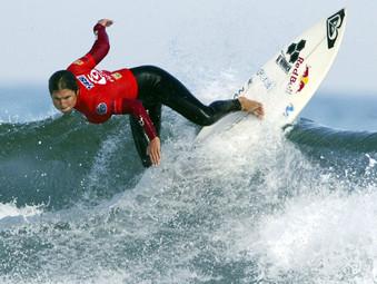 """SOFÍA MULANOVICH: """"LOS PERUANOS DEBEMOS ESTAR ORGULLOSOS DEL SURF"""""""