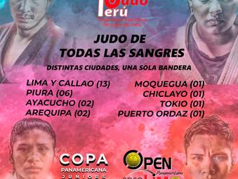 LIMA SERÁ SEDE 2 COMPETENCIAS PANAMERICANAS DE JUDO