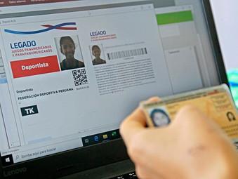 LEGADO AVANZA EN LA ACREDITACIÓN VIRTUAL DE DEPORTISTAS PARA EL REGRESO A LOS ENTRENAMIENTOS