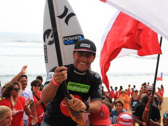 Alonso Correa va por el oro en Lima 2019