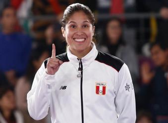 Alexandra Grande participará en Premier League de Karate en Moscú