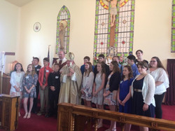 group confirmation with sj