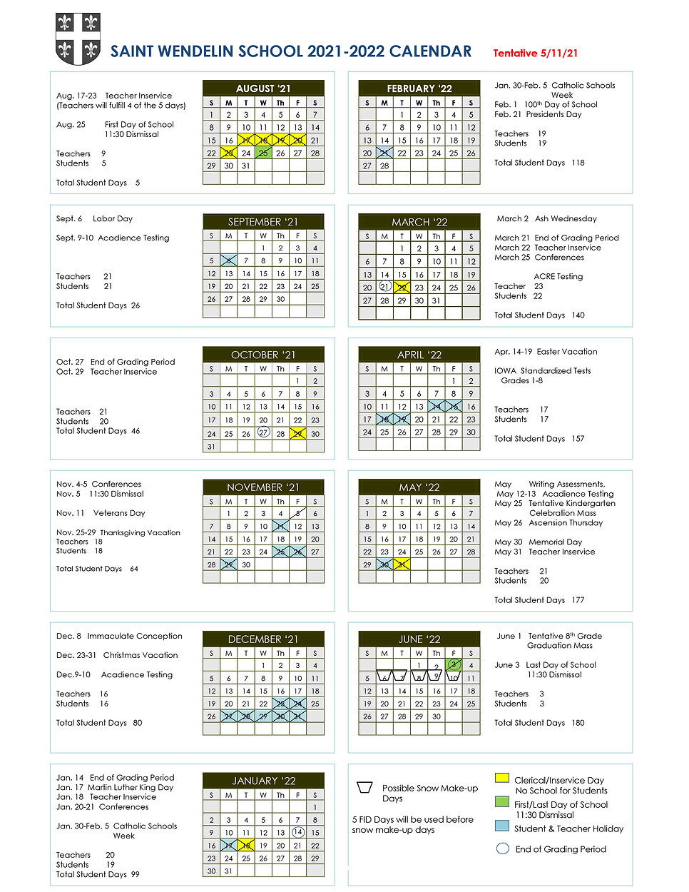 21-22 SCHOOL CALENDAR-revised 5-11-21.jp
