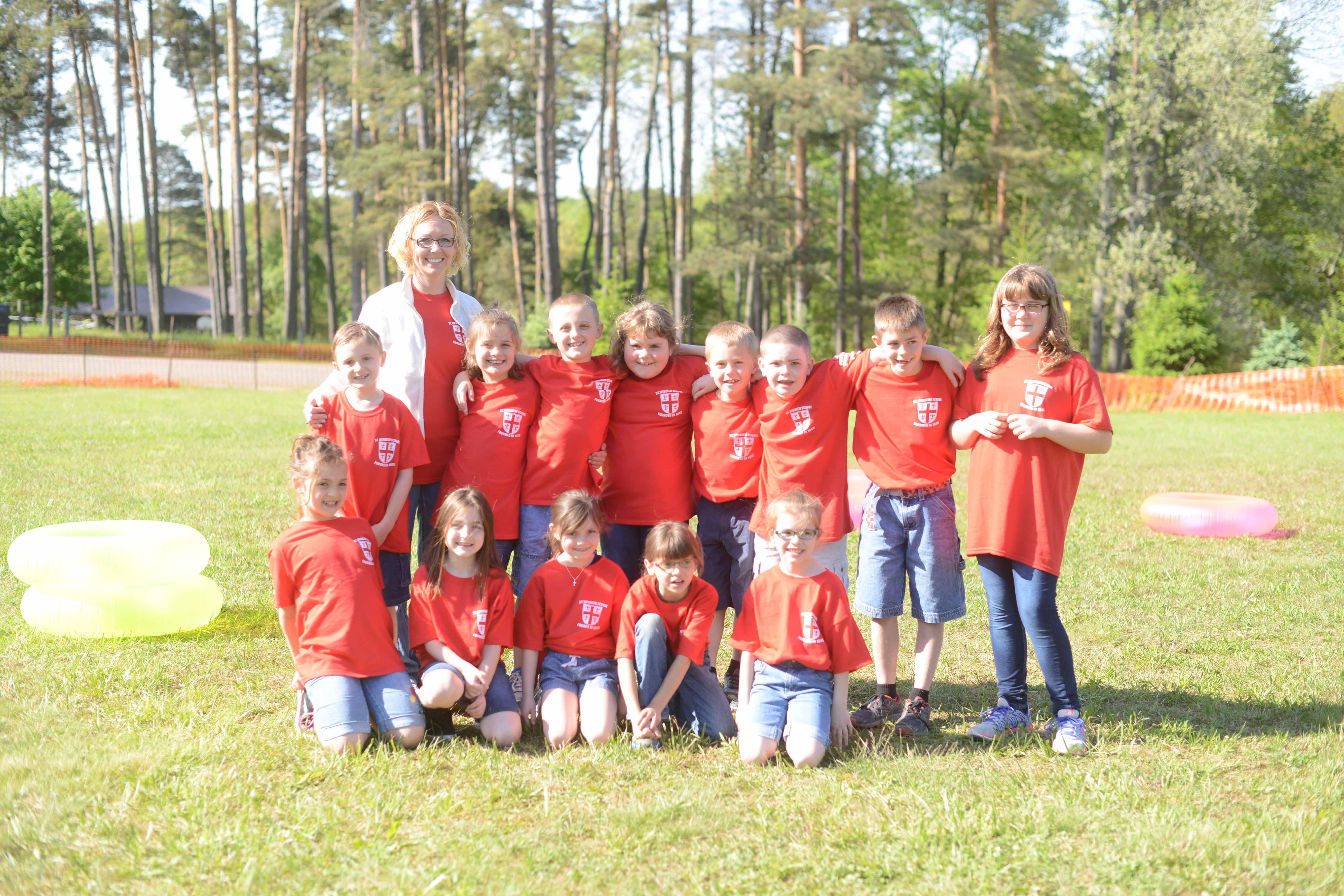 second grade FD 1