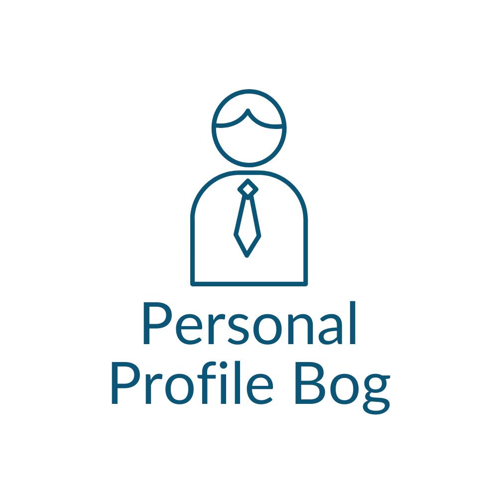 Personal Profile Blog