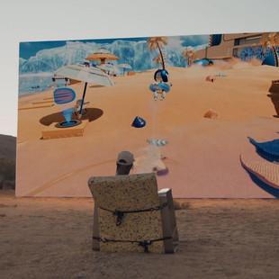 PS5 Travis Scott Commercial