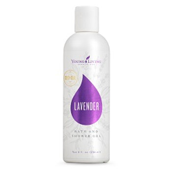 YoungLiving Lavender Bath and Shower Gel