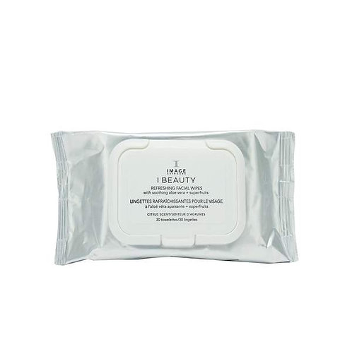 Image Refreshing Facial Wipes