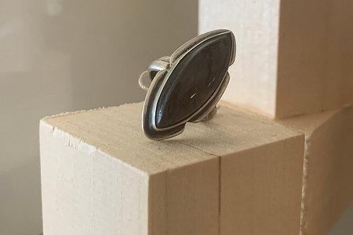 Labradorite Ring - InspiredMetalDesigns
