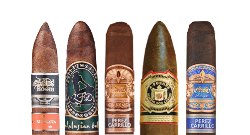5 top rated cigars in the USA