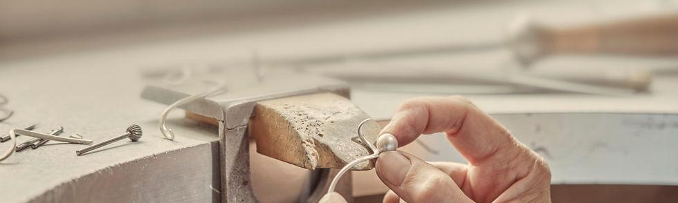 Sarah Jordan Jewellery, Designed and Made in the UK