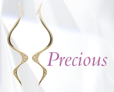 Precious Jewellery Collection by Sarah Jordan Jewellery