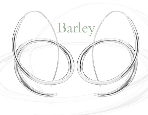 Barley Silver Jewellery Collection
