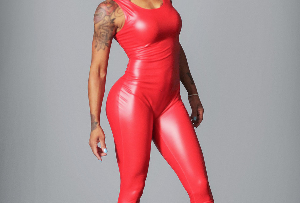 Red Hot Chili Pepper Jumpsuit