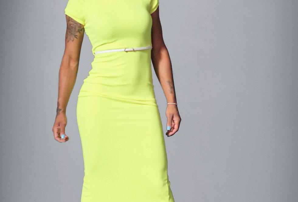 Lime Light Dress