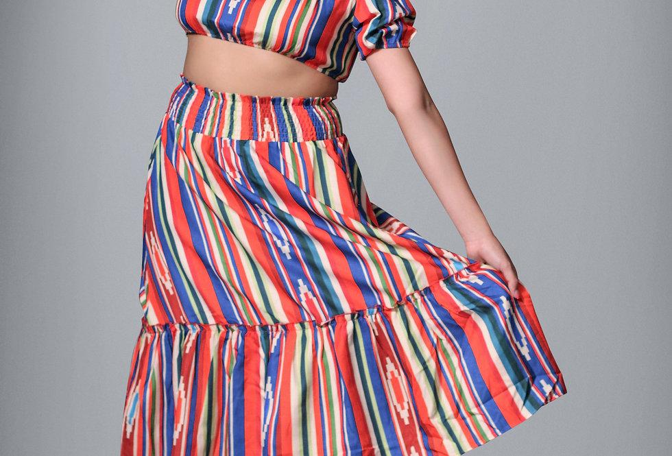 Rainbow Vibes Dress