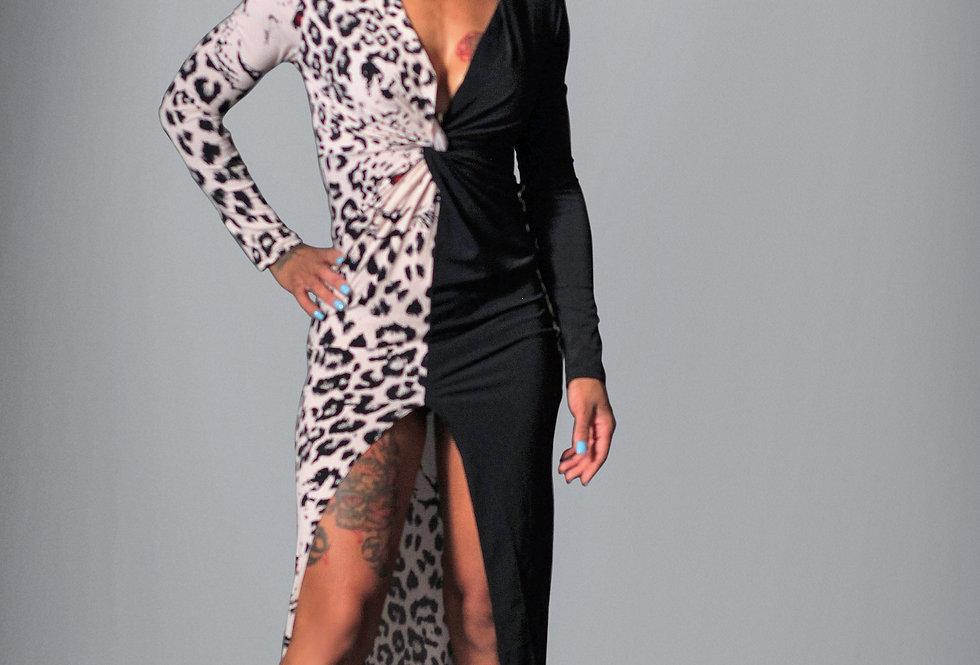 Midnight Prey Dress