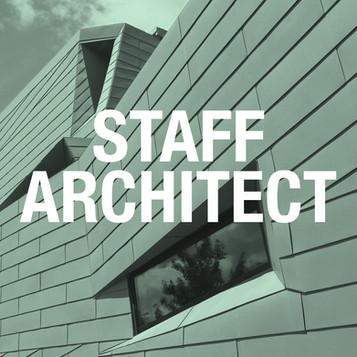 Now Hiring: Staff Architect