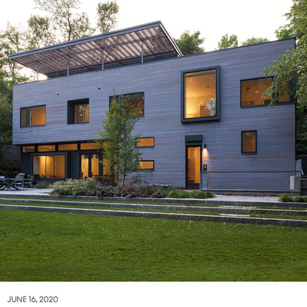 Home Builder Digest recognizes AW Architects in Best Residential Architects in Cambridge