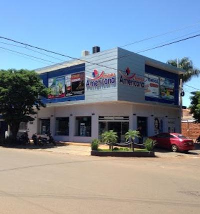 Farmacia Americana Central