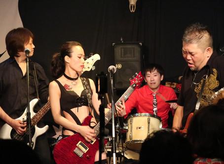 イベント告知(バンド出演)