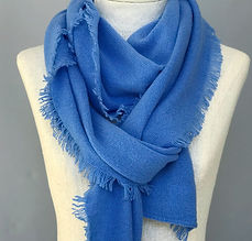 Women's Cashmere Knitted Scarf