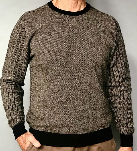 Highest Quality Men's Cashmere BI