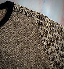 Highest Quality Men's Cashmere Textured Crew