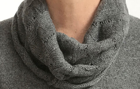 Women's Cashmere Neck Warmer