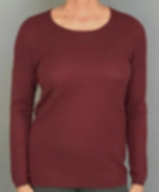 Women's Cashmere and Silk Pullover