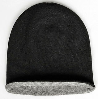 Cashmere Reversible Cap