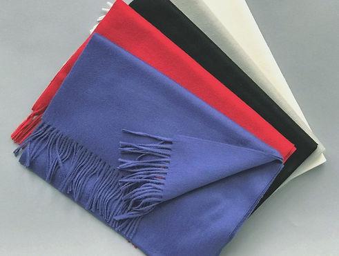 Classic Cashmere Scarves