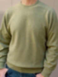Men's Scottish Cashmere Crewneck Pullovers