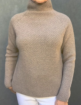Highest Quality Thick Cashmere Pullover