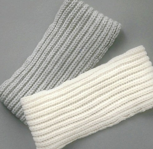 Knitted Cashmere Headbands