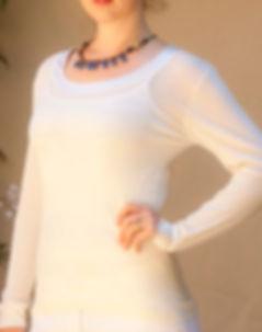 Women's Merino/Silk Pullover